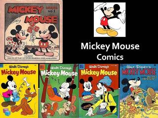 Mickey Revistas 700 Escaneadas Disney