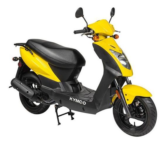 Kymco Agility 125 2020 / Sauma Motos.