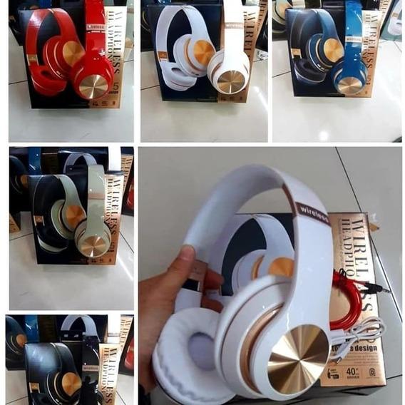Wireless Headphone T5 (fone De Ouvido)