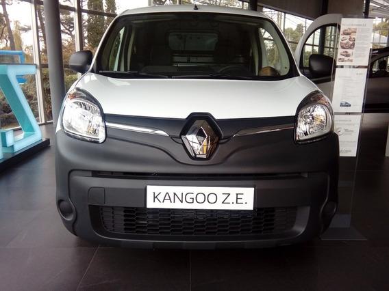 Renault Kangoo Z.e. Maxi 2a 0km 100% Electrico Ng