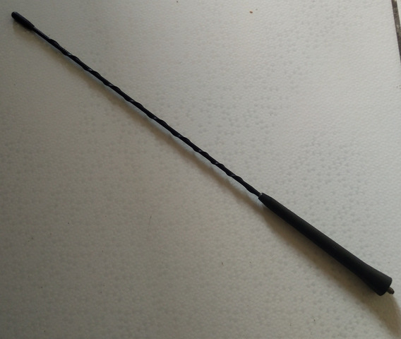 Antena Preto De Carro