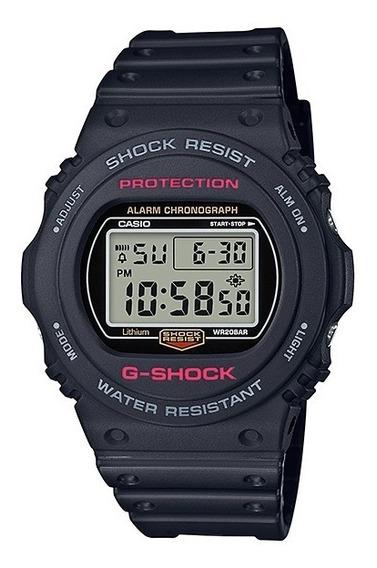 Relógio Casio G-shock Dw 5750e 1dr Revival (nota Fiscal)
