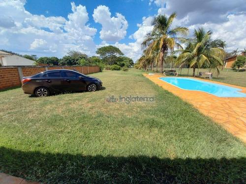 Imagem 1 de 18 de Chácara À Venda, 2280 M² Por R$ 550.000,00 -  Itaguajé - Itaguaje/pr - Ch0088