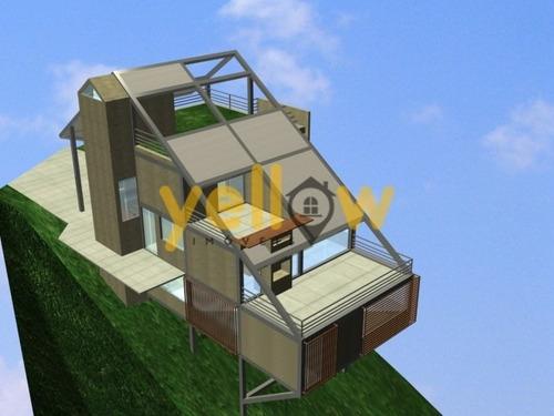 Imagem 1 de 11 de Casa - Condomínio Arujazinho Ii - Ca-2197
