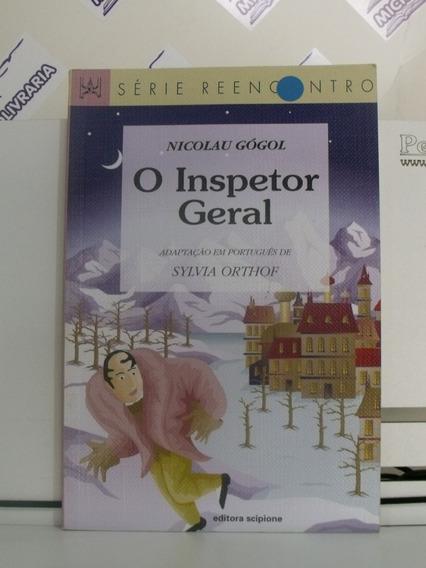 Livro O Inspetor Geral - Série Reencontro Nicolau Gógol