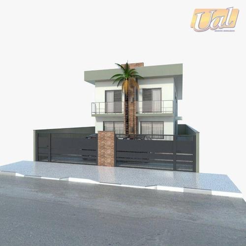 Imagem 1 de 7 de Sobrado Com 3 Dormitórios À Venda, 115 M² Por R$ 650.000,00 - Jardim Do Lago - Atibaia/sp - So1180