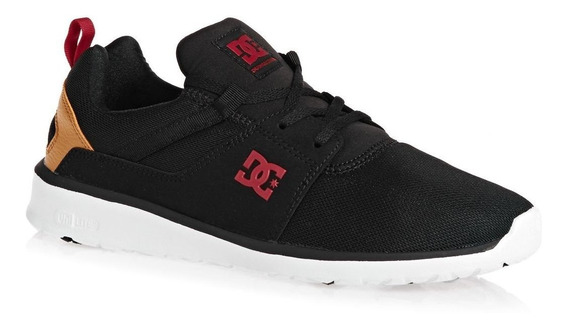 Tenis Dc Shoes Heathrow Preto Adys700071 Oferta