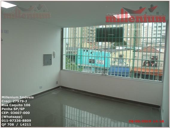Comercial Para Aluguel, 0 Dormitórios, Penha De França - São Paulo - 709