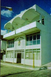 Mdf-4426- Postal Maria Da Fe, M G- Prefeitura Municipal