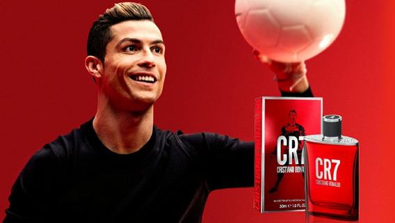 Colônia Cr7 Cristiano Ronaldo Jequiti 100ml