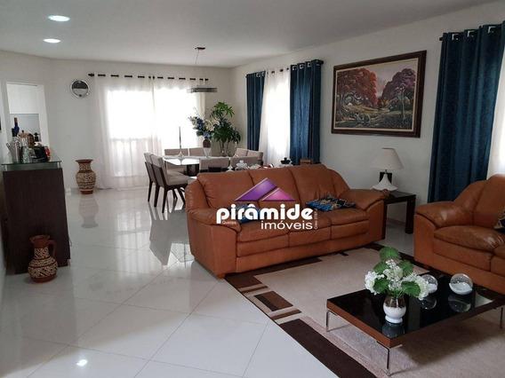 Casa Com 5 Dormitórios À Venda, 264 M² Por R$ 1.100.000,00 - Urbanova - São José Dos Campos/sp - Ca5020