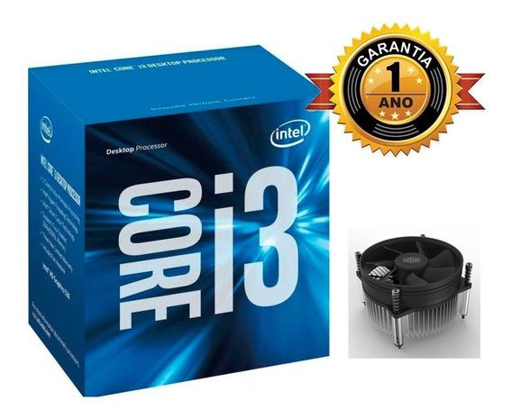 Processador Intel I3 2100 3.1ghz Lga1155 Gar. 1 Ano C/cooler
