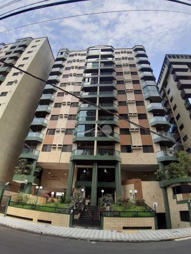 Imagem 1 de 16 de Apartamento Em Praia Grande, Tupi - V5470