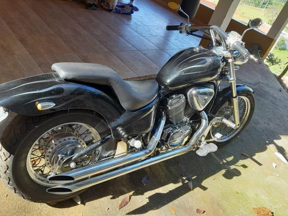 Honda Shadow 600cc Personalizada