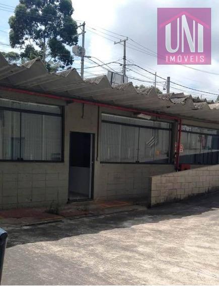 Galpão Para Alugar, 255 M² Por R$ 4.900,00/mês - Parque Capuava - Santo André/sp - Ga0125