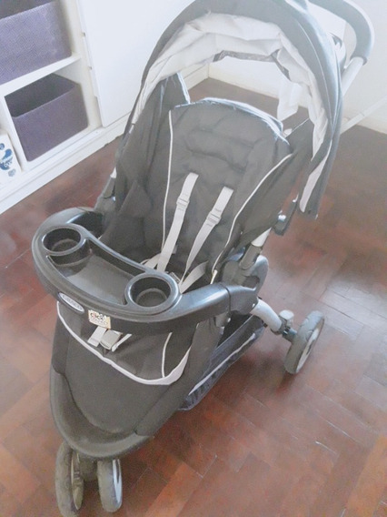 Cochecito De Bebé Con Huevito Graco - Butaca De Auto C/base