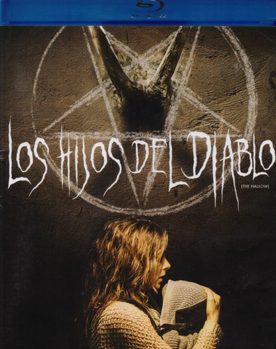 Imagen 1 de 3 de Los Hijos Del Diablo The Hallow Pelicula Blu-ray