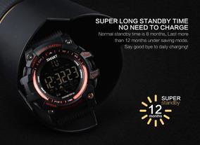 Ex16 Relógio Bluetooth Inteligente Fitnessesportivo Completo