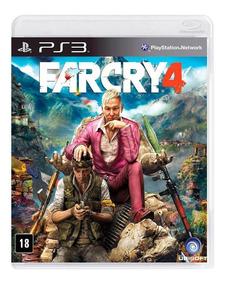 Far Cry 4 Ps3 Playstation 3 Mídia Física