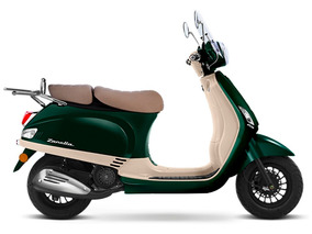 Moto Scooter Zanella Styler Exclusive 150 Z3 Promocion 0km