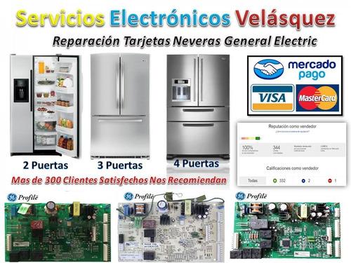 (reparacion) Tarjeta Nevera Ge Profile Artica 200d6221g015