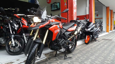 Bmw F800 Gs Ano 2015 Nova Shadai Motos