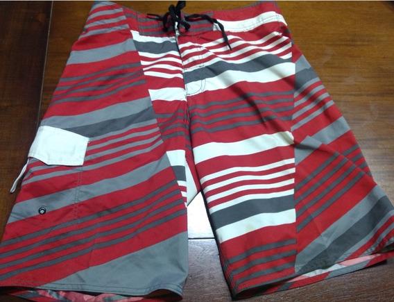 Pantalon Corto Hombre Baño Playa