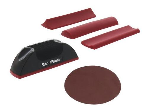 Lijadora Manual Sandplane Para Lijados Difíciles Carpintero