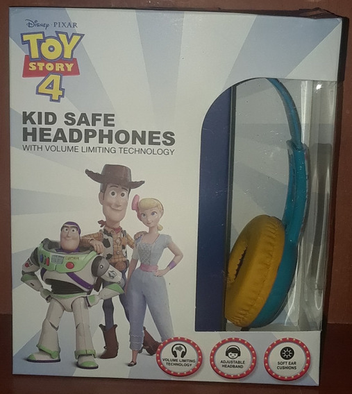 Audifonos De Toy Story