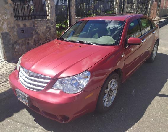 Chrysler Sebring Rojo 4 Puertas