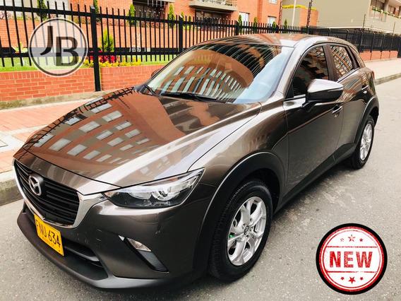 Mazda Cx3 At Abs Dh Aa Cuero Nueva