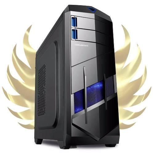 Cpu Gamer Amd A4 4.0ghz / 8gb Ram, Wifi, Kit Gamer