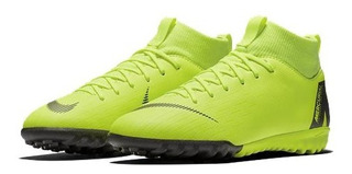 Chuteira Nike Infantil Jr Superfly 6 Academy Gs Tf Society