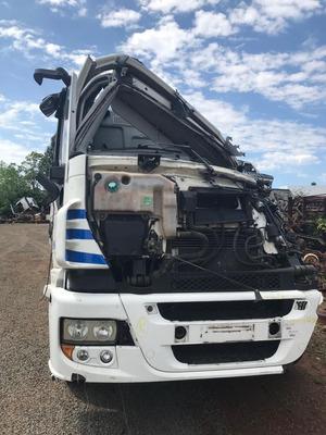 Sucatas E Batidos Iveco Stralis 600s44t 6x2 Automático