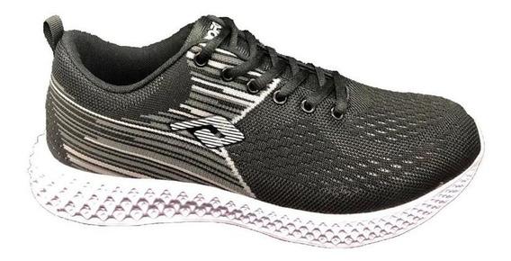 Zapatillas Deportivas Hombre Running 39 Al 45 Cod. 3007