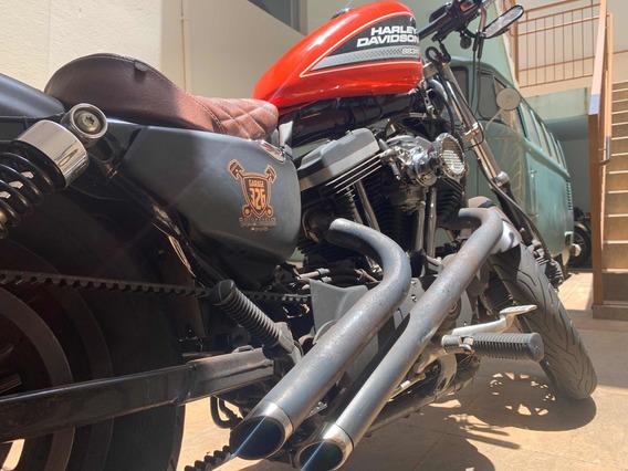 Harley-davidson Sportster 883r