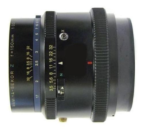 Objetiva Mamiya Rz Tele-foto 150mm F3,5 Sekor Z