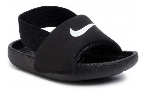 Sandalia Chancla Nike Niños Kawa Bebe Ligero Flexible Versat