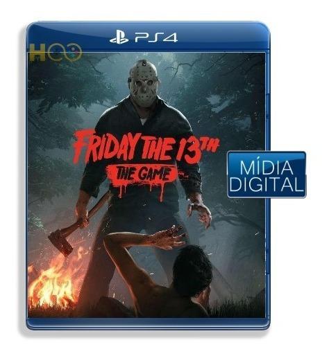 Friday The 13th: Sexta Feira 13 - Ps4 Cod Psn I Imediata
