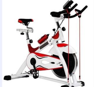 Bicicleta De Spinning Con Ligas Para Brazos Nuevas En Cajas!