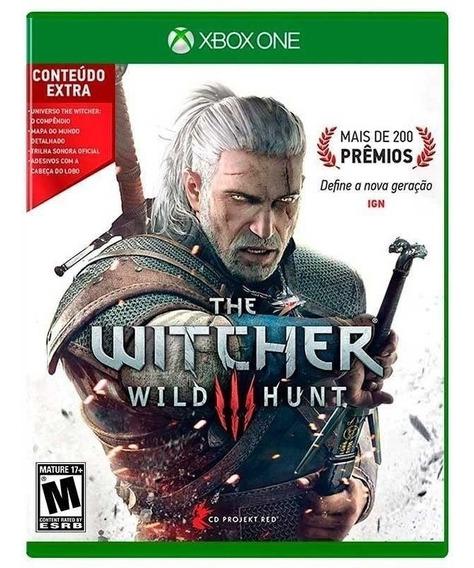 The Witcher 3 Wild Hunt Xbox One + Conteúdo Extra