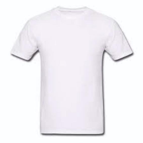 Kit Com 10 Camisetas 100 % Poliester. Sublimação