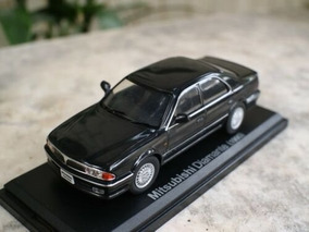 Mini Mitsubishi Diamante Preto 1:43 Não É Minichamps