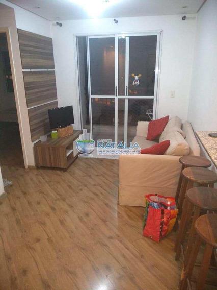 Apartamento Com 02 Dormitórios Na Vila Gomes - A62767