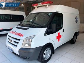 Ford Transit Ambulancia 2011