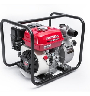 Motobomba Honda, Wl20xm-mfx 2 X2 Con Sensor (envío Gratis)