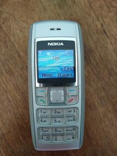 Celular Nokia 1600 Para Idoso Tim Fala As Horas