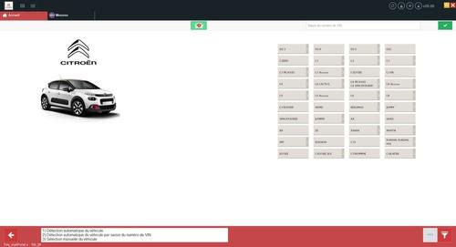 Software Diagbox 9.91 Vmware