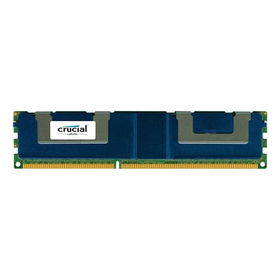 Crucial 32 Gb Ddr3 1600 De Tecnología (pc3 12800) Ram Ct32g3