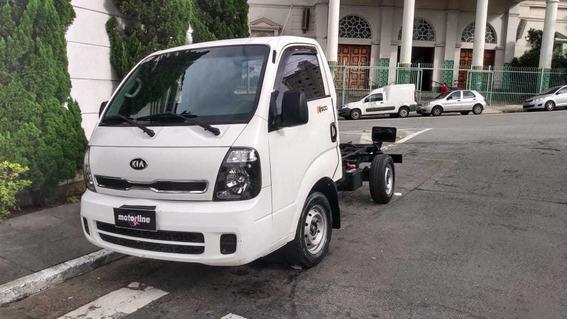 Kia Bongo Uk2500 Hd Turbo Diesel 2015 Branco